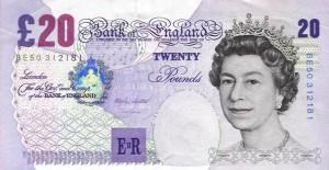 Английский фунт стерлингов фото
