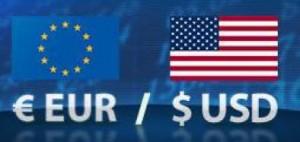 Курс Евро к Доллару США