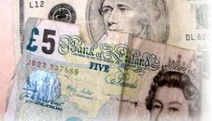 Курс фунта стерлингов к доллару США