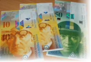 швейцарский франк фото