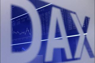Биржевой индекс DAX