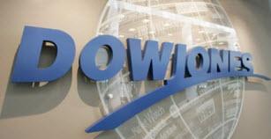 Биржевой индекс Dow Jones
