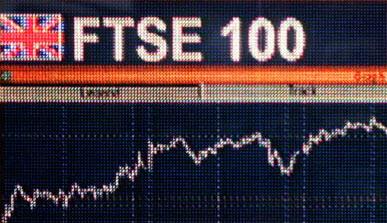 Биржевой индекс FTSE 100